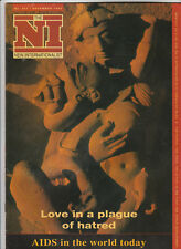 NEW INTERNATIONALIST Magazine December 1993 - AIDS In The World Today