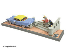 Tim und Struppi  Tintin   Cadillac Eldorado  Kohle an Bord Moulinsart Neu (L)