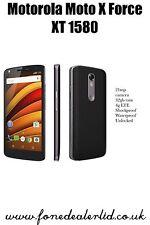 MOTOROLA Moto X Force XT1580 Black Unlocked Boxed LikeNew 32gb smartphone