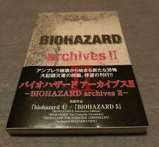 Resident Evil Art-Book