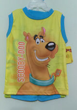 New Scooby Doo Outfit 2pc Short Set Sleeveless Boys Size 24 Months