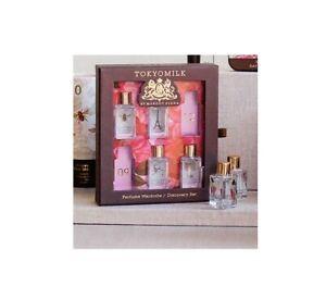 Tokyo Milk Perfume - CLASSIC DISCOVERY PARFUM SET by Margot Elena
