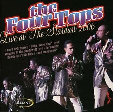 The Four Tops - Live at the Stardust 2006 [New CD] Holland - Import