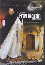 SEALED - Fray Martin De Porres DVD NEW Pedro Telemaco, Dad Dager Ships Today !