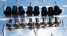 Windscreen Bolts - CBR 600RR 1000RR GSXR 250R ZX6 ZX10 ZX14 650 R1 R6 R3 S1000RR