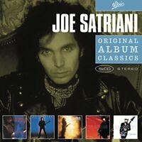 Joe Satriani - Original Album Classics - Joe Satriani x 5 CD Set