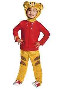 Daniel Tiger Kids Classic Costume