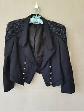 Woodford & Co Double Breasted Jacket with Embellishment - Size 8