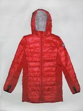 Canada Goose Ladies Hybridge Lite Hooded Jacket 2710L Red Large