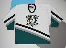 Vintage 1999 - 2000 Anaheim Mighty Ducks Jersey Nike (size L)