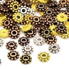 Flower 7 - 7.9 mm Size Jewellery Making Craft Beads