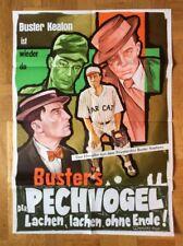 Pechvogel (Kinoplakat' 50er) - Buster Keaton