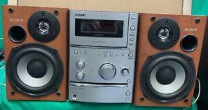 Sony CMT-CPX11 Micro Mini HIFI