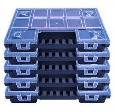 5x Sortimentskasten Sortierkasten Kleinteilemagazin Sortimentskoffer NORS12