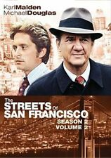 Streets of San Francisco Season 2 V2 0097361386942 With Laurette Spang DVD