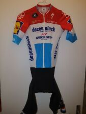 maillot cycliste JUNGELS QUICK STEP suit tour france cycling jersey radtrikot