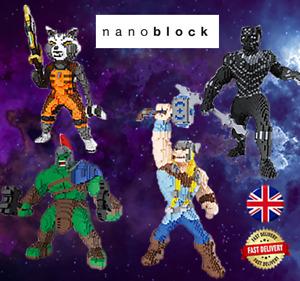 XL Superhero Nano Building Blocks INC BOX Xmas Gift UK