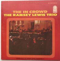 "The Ramsey Lewis Trio ""The In Crowd"" LP Vinyl Record - Original 1965 Jazz & Soul"