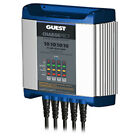 Guest On-board Battery Charger 40a 12v - 4 Bank - 120v Input