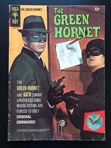 The Green Hornet #1 (Gold Key, 1966) - 1st Comic Book/Bruce Lee Cover, Fine/VF