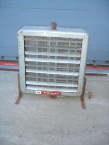 Modine steam heater