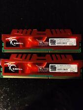 G.Skill f3-12800cl9d-8gbxl 16GB (2 8GB modules) 240-Pin DDR3 1600 SDRAM