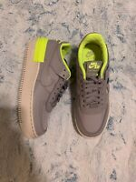 Nike AIR FORCE 1 Shadow SE AF1 Women's Size US 7.5  Atmosphere Grey #CQ3317-002