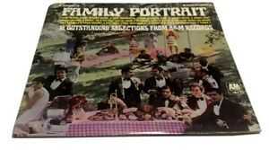 FAMILY PORTRAIT 16 OUTSTANDING SELECTIONS FROM A&M RECORDS LP 1967 STEREO