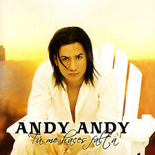 Andy Andy : Tu Me Haces Falta CD