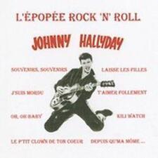 Rock's Johnny Hallyday Magic-Musik-CD
