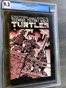 Teenage Mutant Ninja Turtles #1 third printing CGC 9.2 oww TMNT