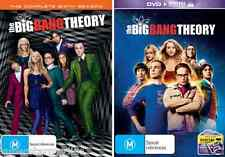 The Big Bang Theory SEASONS 6 & 7 : NEW DVD
