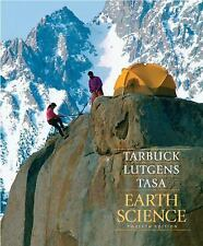 Earth Science by Frederick K. Lutgens, Edward J. Tarbuck and Dennis G. Tasa (20…
