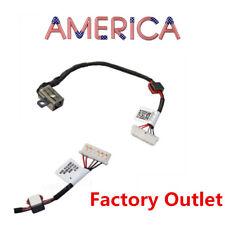DC POWER JACK CABLE FOR HP 15-bw050ca 15-bw051od 15-bw052od 15-bw053od CDJ USA
