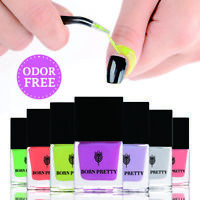 BORN PRETTY Odor-free Nail Art Peel Off Liquid Tape Latex Manicure Cuticle Guard
