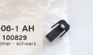 Roco 100829 Kupplungskammer schwarz, Spur H0, NEU OVP
