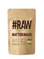 #RAW Nattokinase 120 x 100mg V Caps