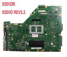 For ASUS X55VDR X55VD REV3.2 Motherboard W/ i3-2370 CPU GT610M 2GB RAM Mainboard