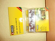 "Noch Ho 14091 Economy Set ""in Forest"" Deer + Manger #new original packaging#"