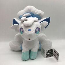"Pokemon Sun/Moon Plush Alolan Vulpix  #037 Soft Toy Stuffed Animal Doll 12"" BIG"