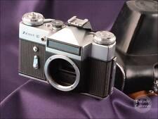 Zenit E Film Camera Body inc Case - 9564