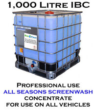 1,000 Litre Winter Screenwash Concentrate