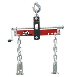 Engine Leveller Crane Hoist Chain Load Garage Loading Balancer 1433lbs 680kg