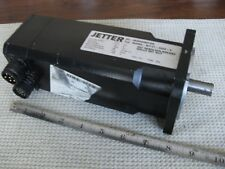 Jetter AC Servo Motor W/ Brake and Resolver M406D-B0101-0000-4 7000 RPM Germany