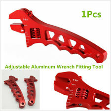 Adjustable Aluminum Alloy Lightweight Fitting Wrench Tools For AN 3 4 6 8 10 12