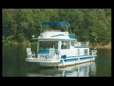 CARLCRAFT HOUSE-BOAT OPERATIONS MANUALS with Penta Hurth & Velvet Drive Service