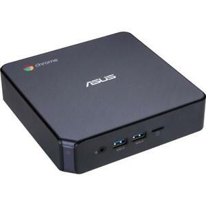 ASUS CN65 Mini PC Chromebox Intel i7-8550U 16GB DDR4 RAM 128GB SSD Chrome OS