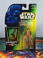 Star Wars Power Of The Force Saelt-Marae (Yak Face) Kenner 1996 Aus Seller