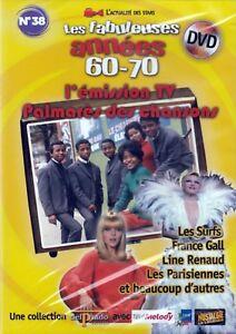 DVD nf PALMARES DES CHANSONS France Gall Dario Moreno..