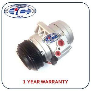 A/C Compressor Fits Ford Fusion 06-12 Mercury Milan 06-11 Zephyr 06 SP17 67669